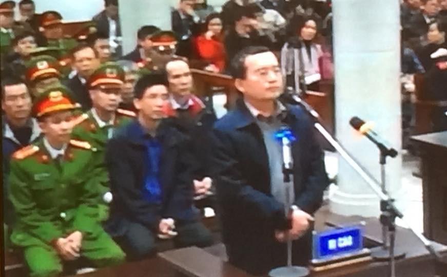 Nguyên Trưởng BQL dự án Nhiệt điện Thái Bình 2 khai