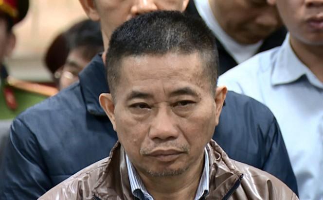 Luật sư: Ông Sơn từng khai bị ông Đinh La Thăng mắng