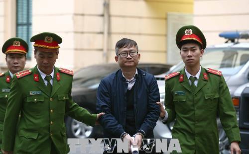 Em trai ông Đinh La Thăng: