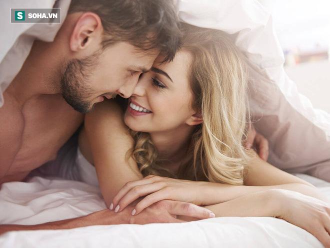 Nam giới sex bao nhiêu lần/tháng là tốt nhất: Mất 18 năm nhà khoa học mới có câu trả lời - Ảnh 1.