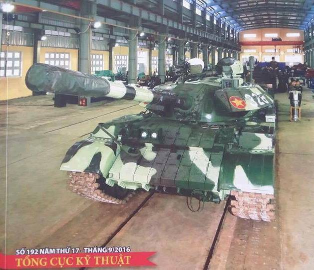 Việt Nam tăng tốc nâng cấp xe tăng T-54/55? - Ảnh 2.