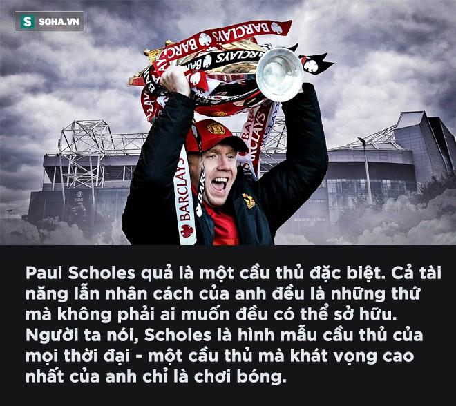 Mạt sát Paul Scholes, Mourinho đâm nhát dao vào sâu thẳm trái tim Man United - Ảnh 5.