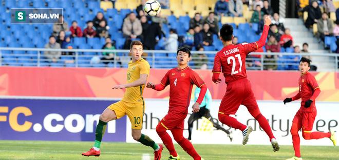 """Báo Hàn Quốc lo sợ bị U23 Việt Nam… """"báo hại"""" sau kỳ tích trước Australia - Ảnh 1."""