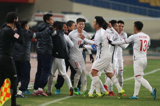 Báo Hàn Quốc tán dương hết lời màn trình diễn của U23 Việt Nam - Ảnh 2.