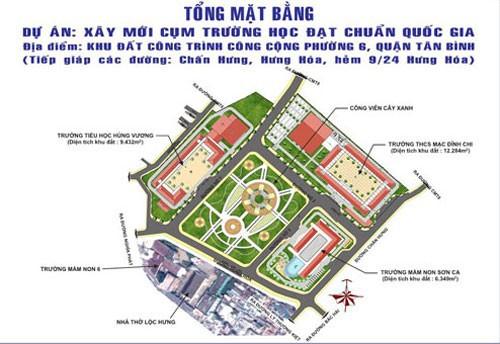 """Vụ cưỡng chế 112 hộ dân """"vườn rau Lộc Hưng"""": Lãnh đạo quận nói những người quá khích đã cho về nhà - Ảnh 1."""