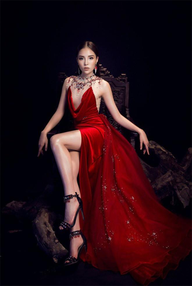 Hoa hậu Kỳ Duyên: Tôi nói luôn là không có tình cảm với Chiêm Quốc Thái - Ảnh 5.