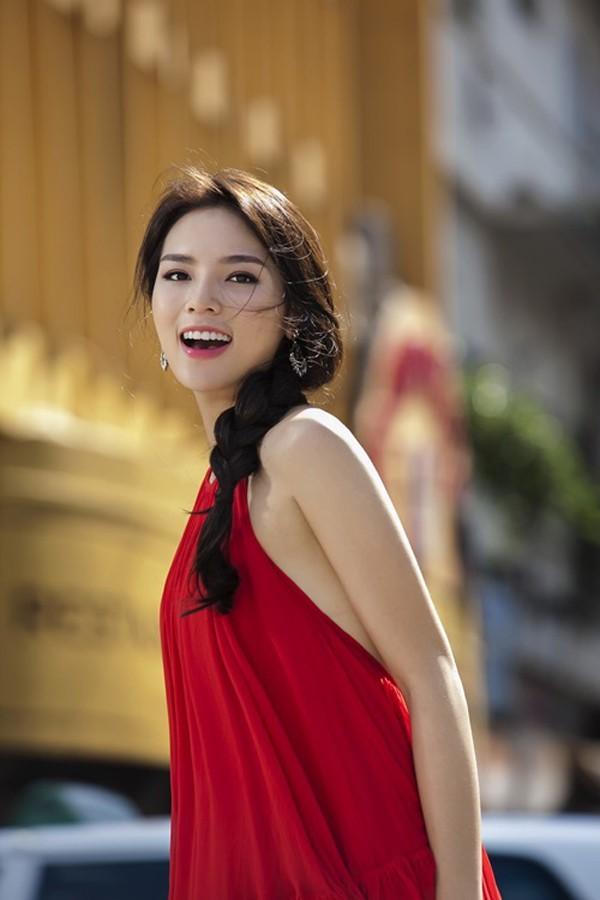 Hoa hậu Kỳ Duyên: Tôi nói luôn là không có tình cảm với Chiêm Quốc Thái - Ảnh 6.