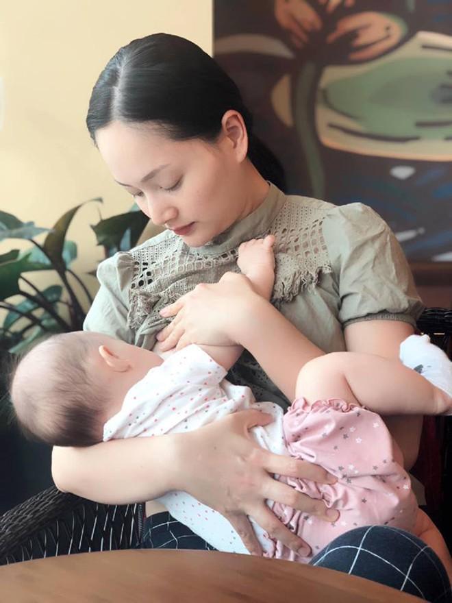 Sau thời gian trầm cảm vì sinh con, cuộc sống của Lan Phương và chồng Tây cao 2m thế nào? - Ảnh 2.