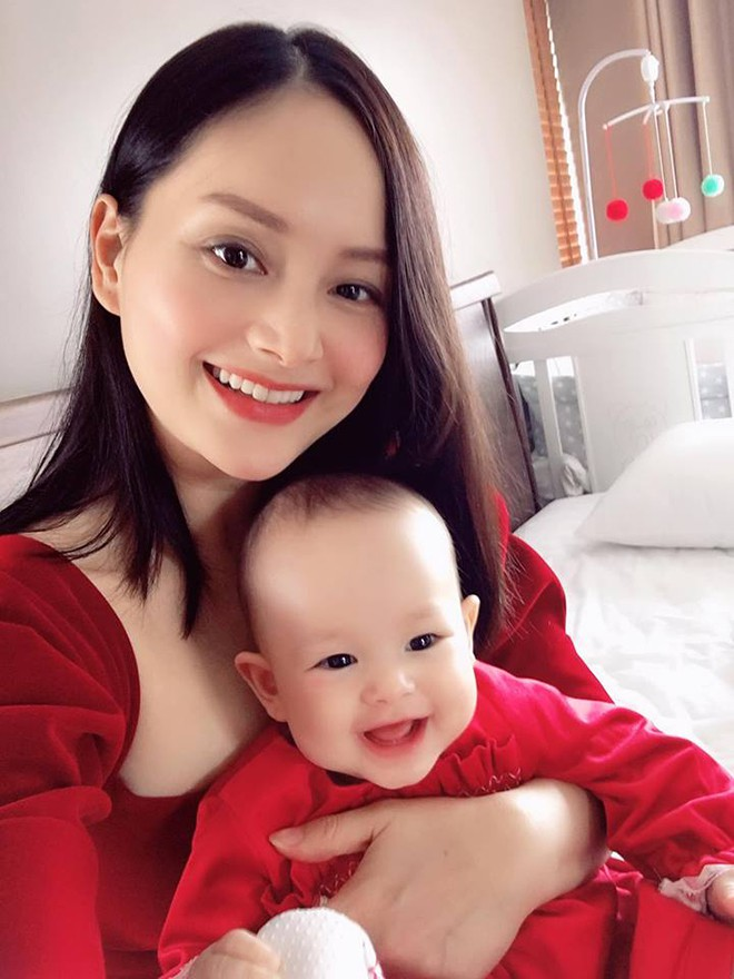 Sau thời gian trầm cảm vì sinh con, cuộc sống của Lan Phương và chồng Tây cao 2m thế nào? - Ảnh 3.