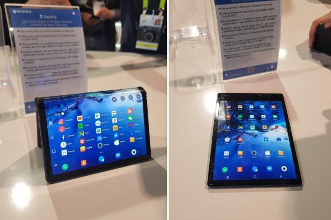 Smartphone bẻ cong Samsung sẽ có giá 31 triệu đồng khi bán ra - Ảnh 1.