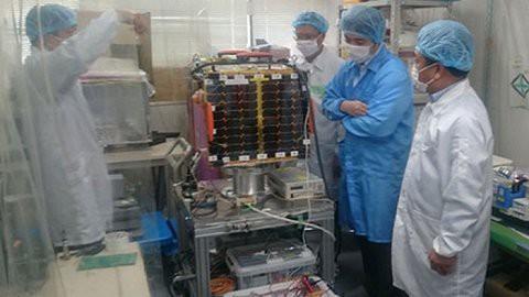 Vệ tinh do người Việt chế tạo sẽ vào vũ trụ vào tháng 1/2019