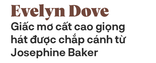 Evelyn Dove: Nữ thần nhạc Jazz, từng vinh dự hát trước lãnh đạo Liên Xô Joseph Stalin - Ảnh 3.