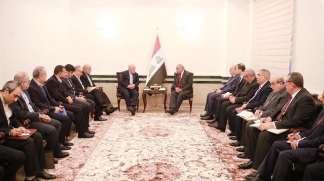 Mỹ bất lực nhìn Iraq, Iran công khai đi cửa sau? - Ảnh 2.