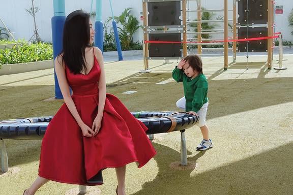 Chồng Tây vừa bị lộ danh tính, Elly Trần lại tiết lộ câu chuyện gia đình đầy bất ngờ - Ảnh 6.
