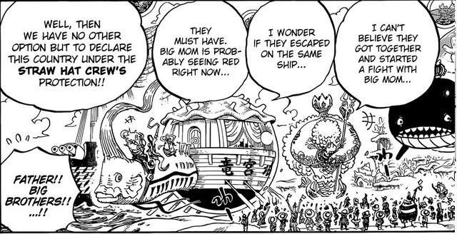 One Piece: 8 lý do chứng minh Luffy xứng đáng với danh hiệu Ngũ Hoàng và có mức truy nã 1,5 tỷ Berry - Ảnh 6.