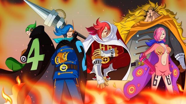 One Piece: Reverie và 10 thông tin không thể không biết về hội nghị quan trọng nhất do Chính Quyền Thế Giới tổ chức - Ảnh 8.