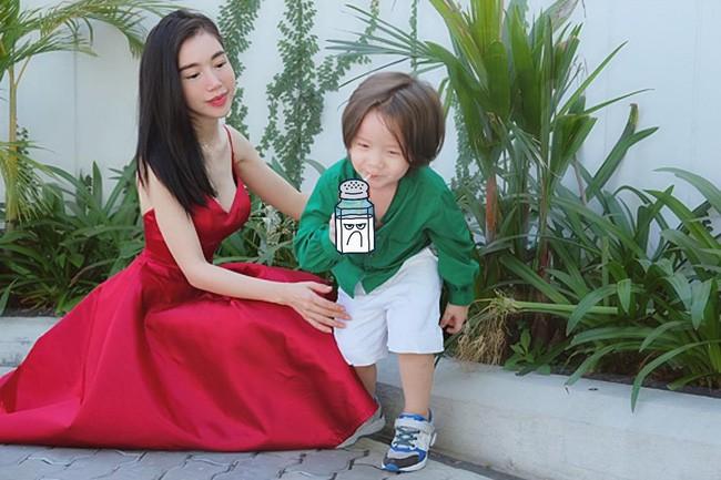 Chồng Tây vừa bị lộ danh tính, Elly Trần lại tiết lộ câu chuyện gia đình đầy bất ngờ - Ảnh 10.