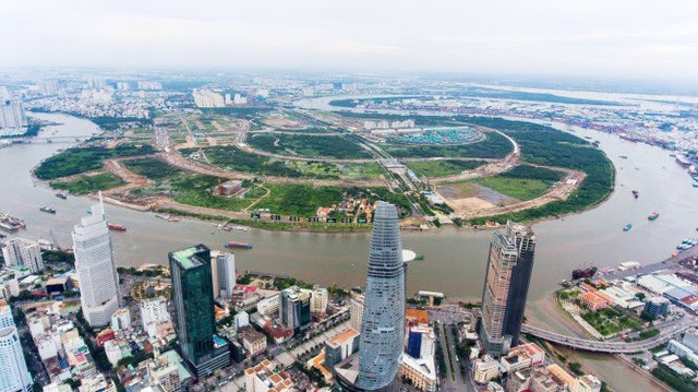 Lãnh đạo TP HCM kiến nghị Thủ tướng vấn đề Khu đô thị mới Thủ Thiêm như thế nào? - Ảnh 2.