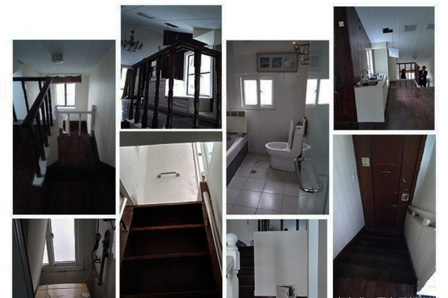 Căn nhà nhỏ được cải tạo và thay đổi một cách ngoạn mục nhờ sự khéo léo của chủ nhân mới.