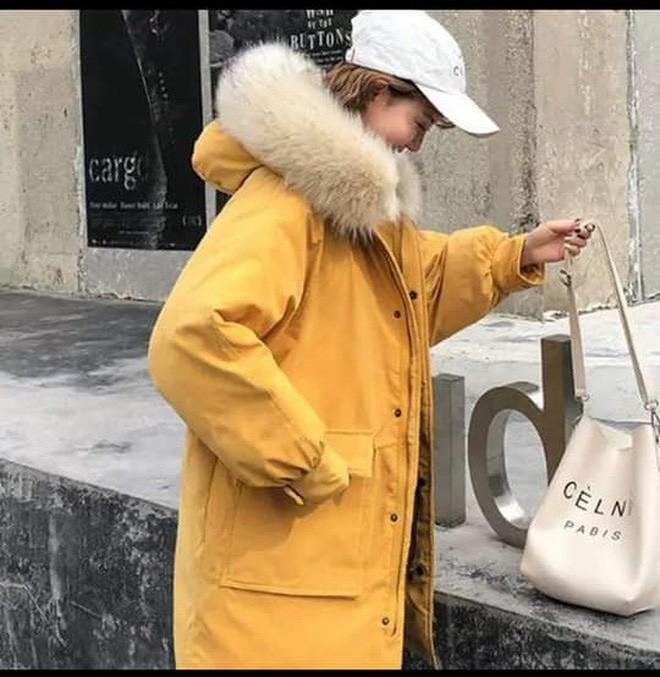 Đặt mua áo khoác mũ lông, chiều dài đến gối nhưng khi nhận hàng cô gái cầu cứu dân mạng chỉ cách trả lời shop sao cho ngầu - ảnh 2