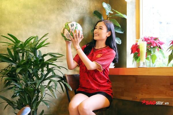 Trâm Anh: Việt Nam sẽ thua 0-2 trước Iran - Ảnh 2.