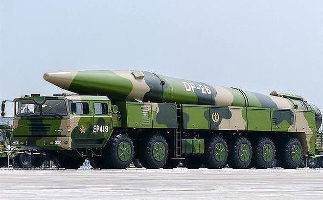 [ẢNH] Tên lửa đạn đạo sát thủ tàu sân bay Trung Quốc vừa triển khai nguy hiểm đến mức nào? - ảnh 11