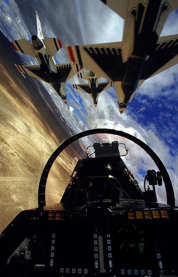 [ẢNH] Bộ sưu tập có một không hai của Không quân Hoa Kỳ - Ảnh 12.