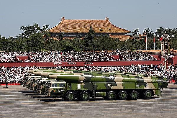 [ẢNH] Tên lửa đạn đạo sát thủ tàu sân bay Trung Quốc vừa triển khai nguy hiểm đến mức nào? - ảnh 15