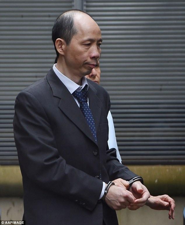 Vợ chồng Xie là người đầu tiên có mặt tại hiện trường vụ án.