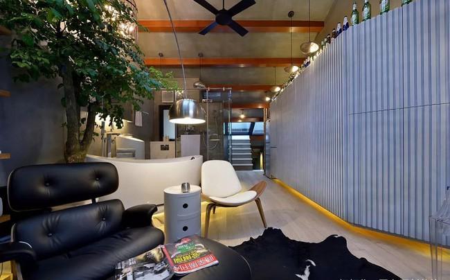 Các khu vực chức năng không cần đến những bức tường để tách biệt, giữ sự kết nối trong hài hòa và ấn tượng.