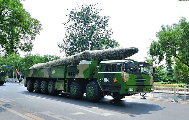 [ẢNH] Tên lửa đạn đạo sát thủ tàu sân bay Trung Quốc vừa triển khai nguy hiểm đến mức nào? - ảnh 8