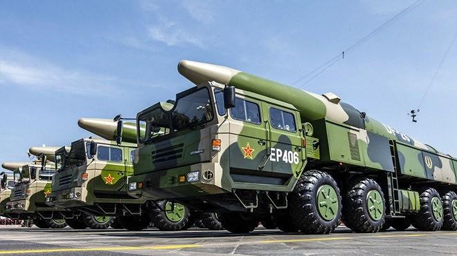 [ẢNH] Tên lửa đạn đạo sát thủ tàu sân bay Trung Quốc vừa triển khai nguy hiểm đến mức nào? - ảnh 10