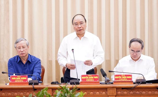 Bí thư Thành ủy TP HCM báo cáo Thủ tướng việc kỷ luật 142 cán bộ - Ảnh 1.