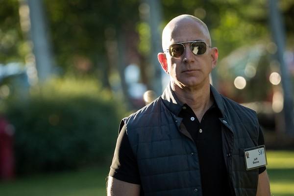 Jeff Bezos đang là chủ đất lớn thứ 25 tại Mỹ.