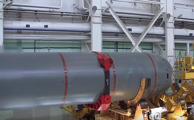 [ẢNH] NATO hốt hoảng khi Nga công bố số lượng ngư lôi hạt nhân Poseidon sắp trực chiến - Ảnh 5.