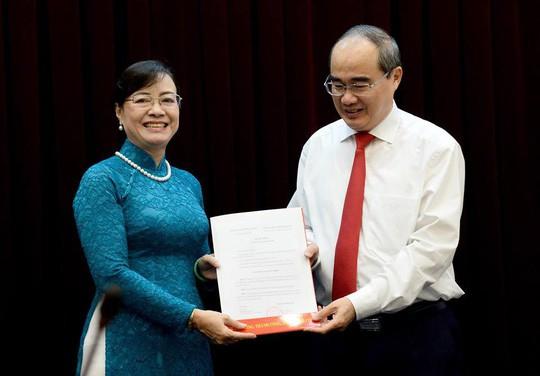 Chủ tịch HĐND TP HCM Nguyễn Thị Quyết Tâm nghỉ hưu: Tôi thấy rất thảnh thơi - Ảnh 1.