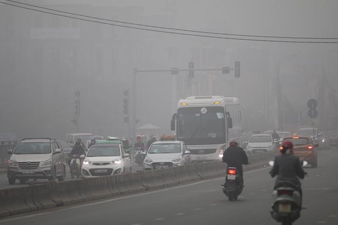 Thời tiết ngày 14/1: Hà Nội sáng sớm có sương mù, trời nắng ấm - Ảnh 1.