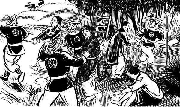 20 vạn quân Minh tràn vào nước ta, nhà Hồ sụp đổ nhanh chóng, khởi nghĩa nổ ra khắp nơi - Ảnh 1.