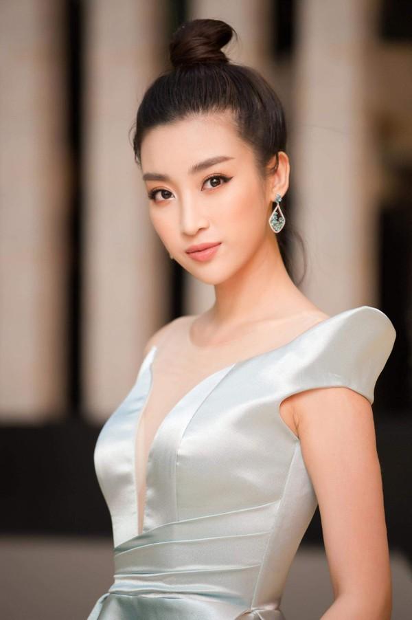 Điều gì xảy ra khi bom gợi cảm Phương Khánh và thần tiên tỉ tỉ Đỗ Mỹ Linh mặc chung váy? - Ảnh 8.