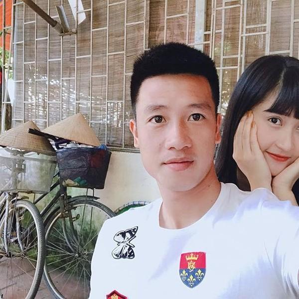 Bạn gái tiền vệ tuyển Việt Nam bất ngờ đi đóng phim - Ảnh 7.