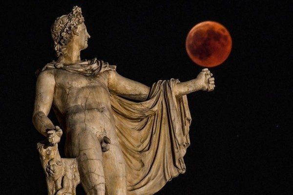 Siêu trăng máu xuất hiện đêm 21/1 tới đây là khởi đầu của tận thế? - Ảnh 4.