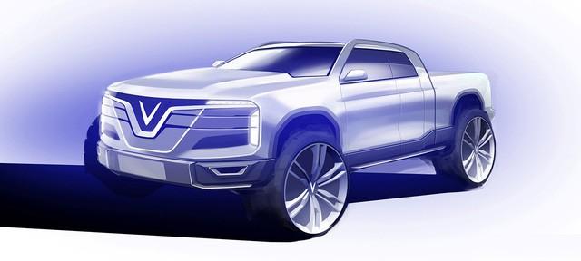 VinFast có thể làm xe bán tải nếu người Việt yêu thích, cạnh tranh Ford Ranger - Ảnh 2.