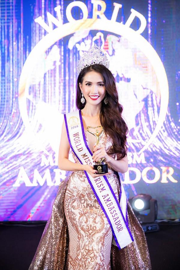 Cuộc sống giàu sang của mỹ nhân thi 7 lần mới đăng quang hoa hậu - Ảnh 1.