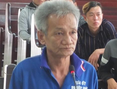 Người đàn ông U70 giết người phụ nữ trên ghe vì bị từ chối quan hệ tình dục - Ảnh 1.