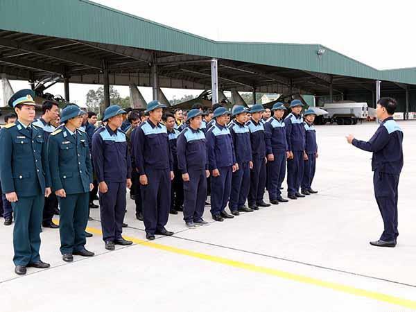 """Không quân Việt Nam làm chủ """"Hổ mang chúa"""" Su-30MK2 - ảnh 1"""