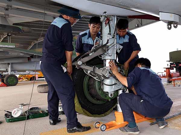 """Không quân Việt Nam làm chủ """"Hổ mang chúa"""" Su-30MK2 - ảnh 3"""