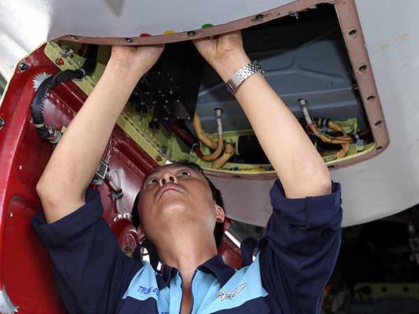 """Không quân Việt Nam làm chủ """"Hổ mang chúa"""" Su-30MK2 - ảnh 4"""