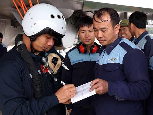"""Không quân Việt Nam làm chủ """"Hổ mang chúa"""" Su-30MK2 - ảnh 7"""
