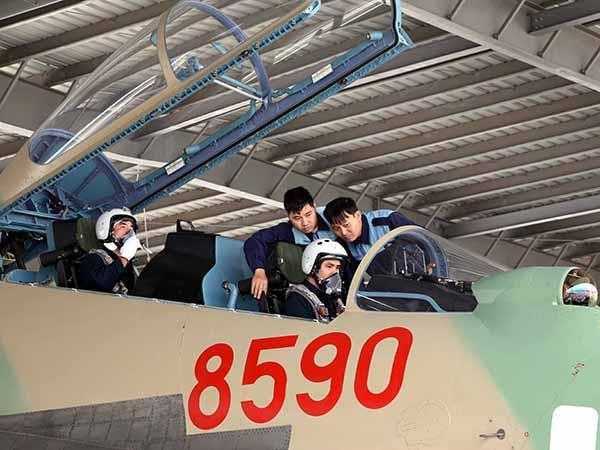 """Không quân Việt Nam làm chủ """"Hổ mang chúa"""" Su-30MK2 - ảnh 8"""