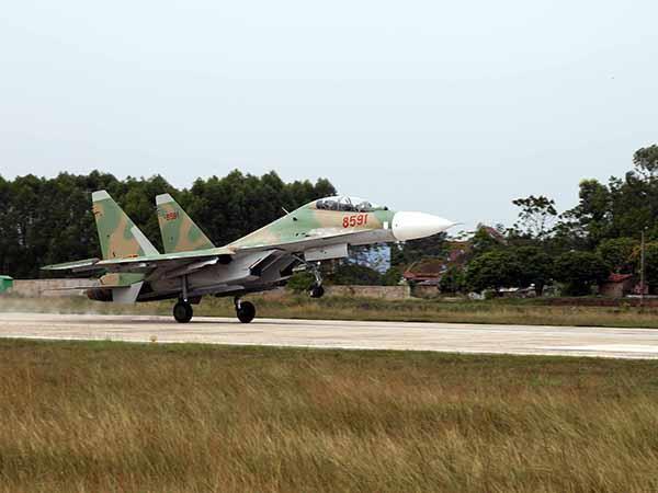 """Không quân Việt Nam làm chủ """"Hổ mang chúa"""" Su-30MK2 - ảnh 10"""